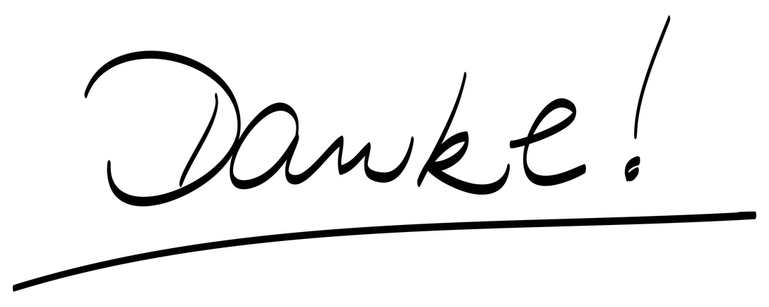 Danke - Thank you - References of Stenger Immobilien