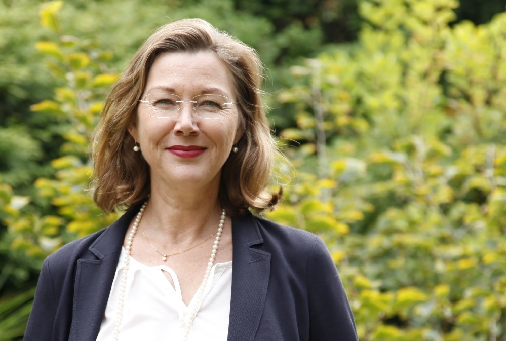Gudrun Stenger von Stenger Immobilien, Berlin-Lichterfelde